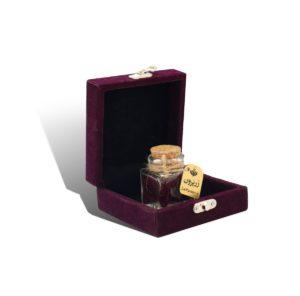 زعفران یک مثقالی کریستال هدیه